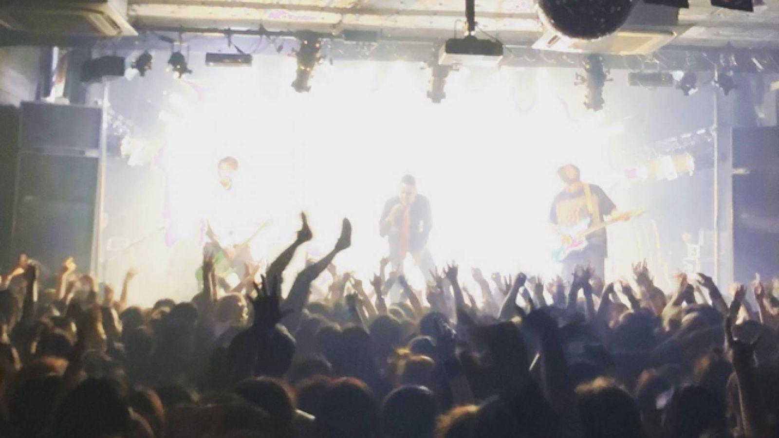 """OBLIVION DUST """"Zodiac Way Tour 2017-18"""" en HEAVEN'S ROCK..."""