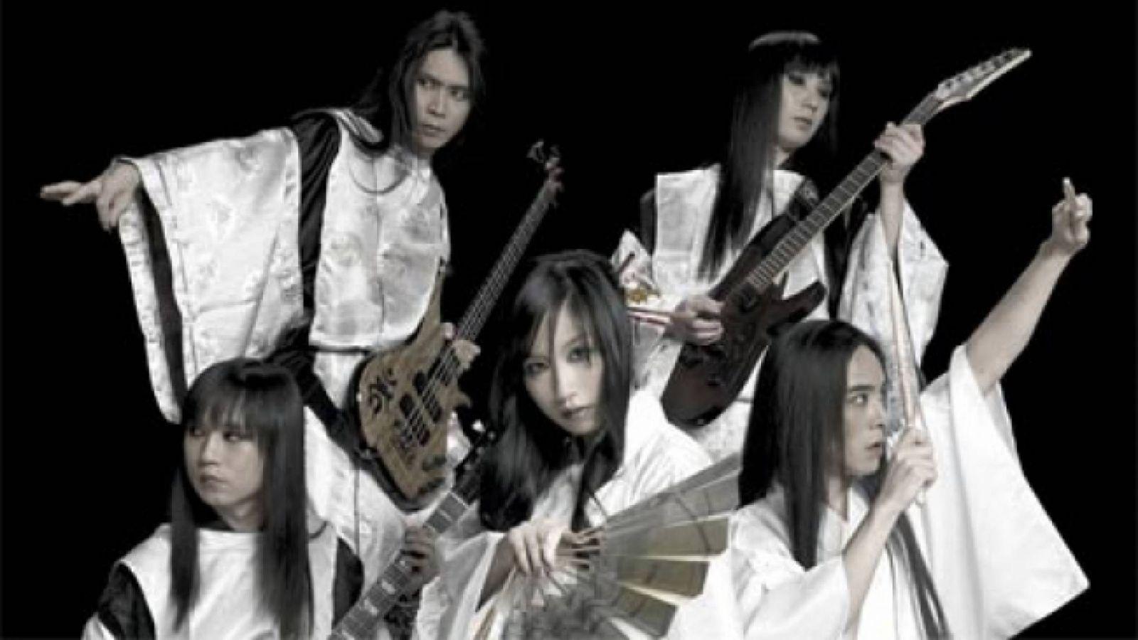 Interview mit Onmyo-za © King Records