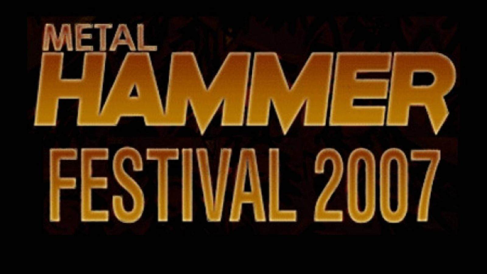 Metal Hammer Festival 2007 © Metal Mind