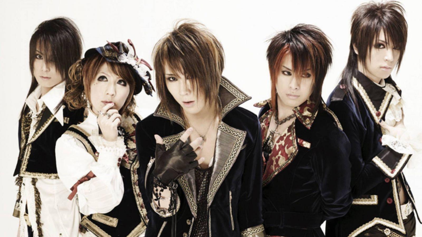 Vidoll anuncia hiatus © Sword Records