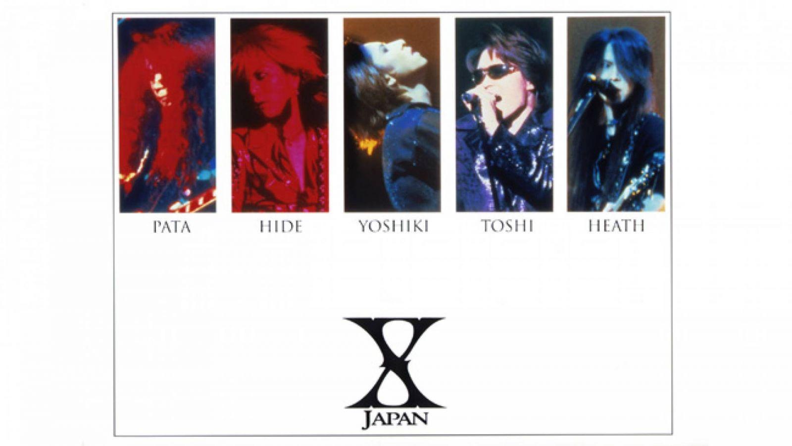 X JAPAN – BLUE BLOOD © X JAPAN