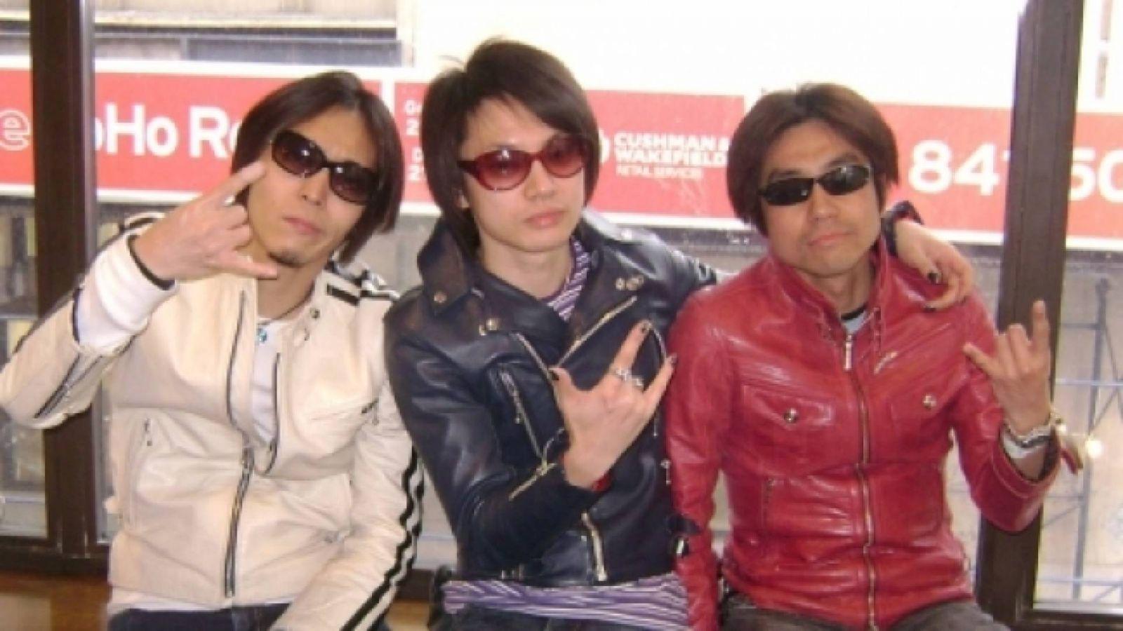 Entrevista con THE EMERALDS durante Japan Nite © JaME