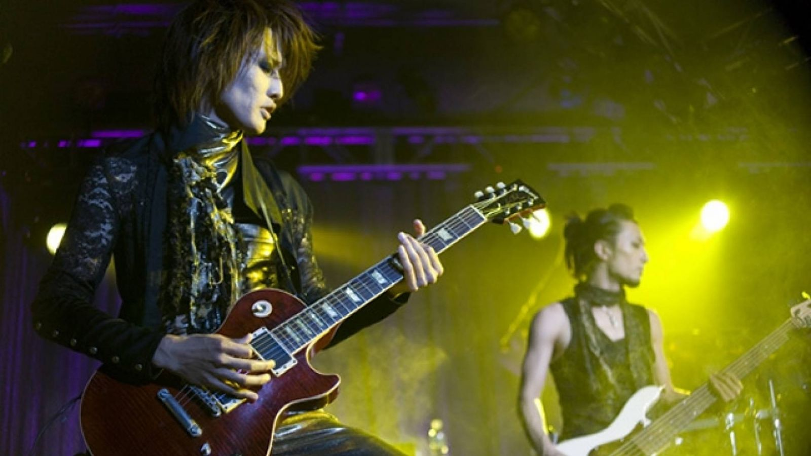 Entrevista com o RENTRER EN SOI © Jhouserock Entertainment - FREE-WILL Co.,Ltd. Japan - Kathy Chee