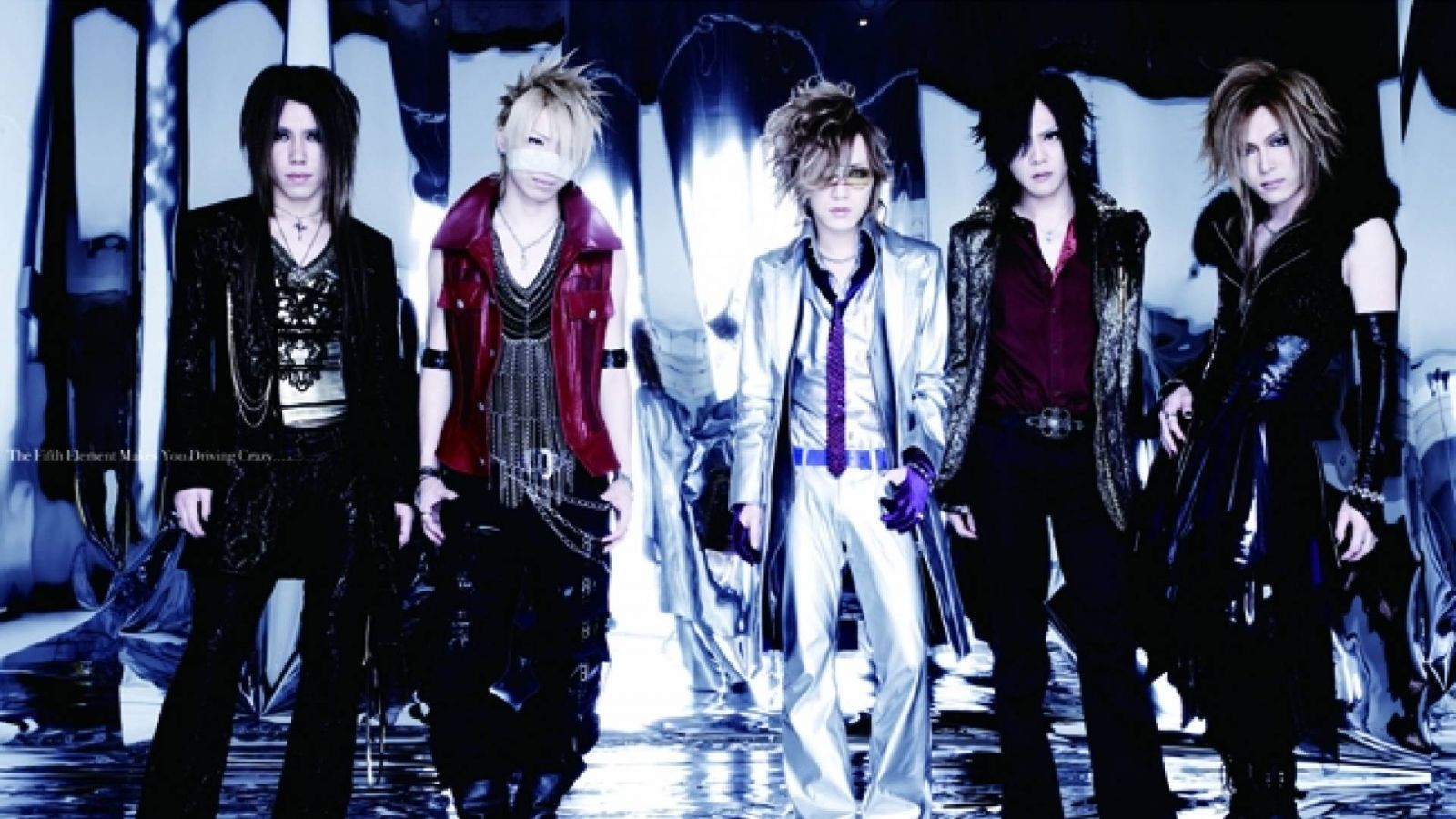 Zy 41: the GazettE © 2008 Zy.connection Inc. All Rights Reserved.