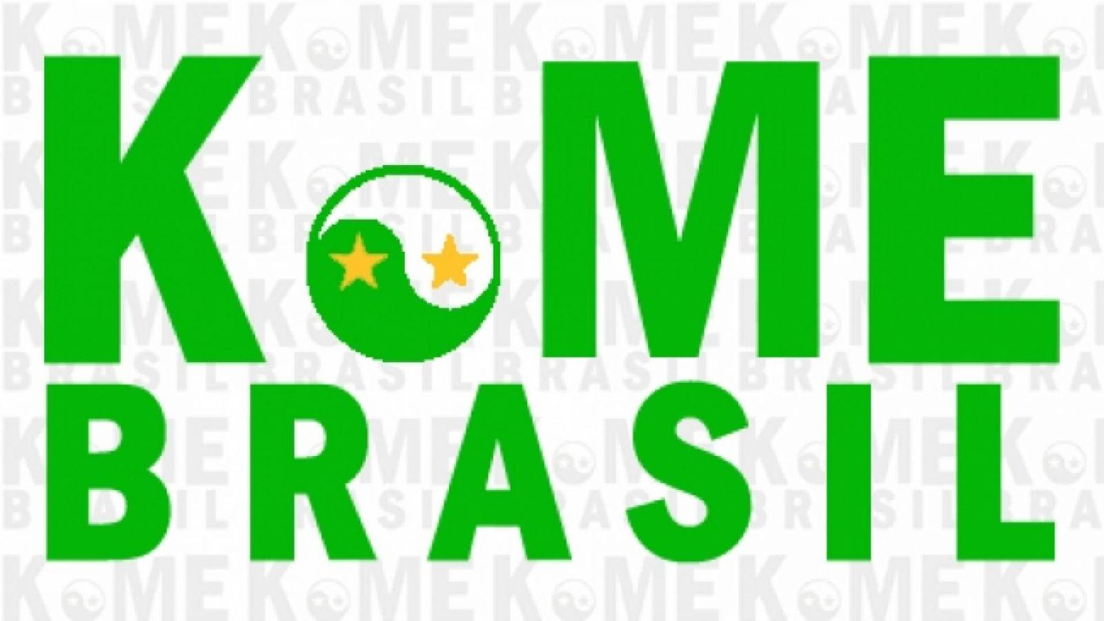 KoME Brasil entra no ar!! © KoME