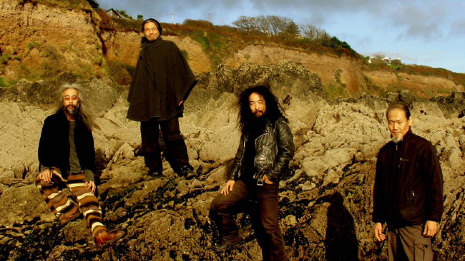 Acid Mothers Temple & the Melting Paraiso U.F.O. © Acid Mothers Temple - Summery Agency