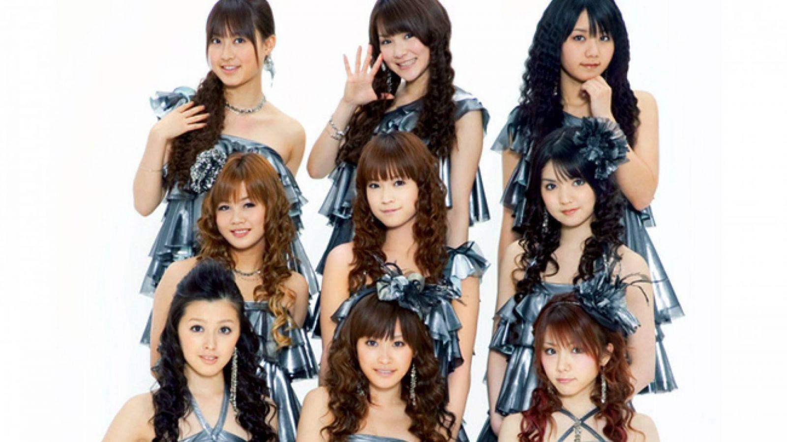 Novo DVD ao vivo do Morning Musume. © JapanFiles.com / Up Front Agency