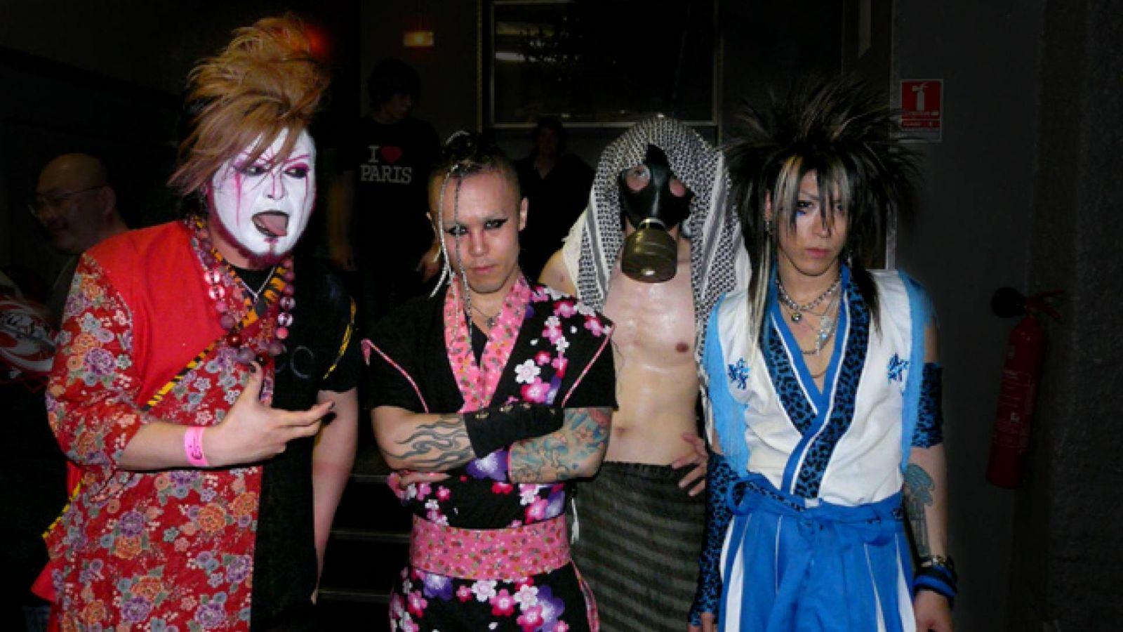 Arkistojen kätköistä: Ninjaryhmä OTOKAGE © Otokage - JaME - CyberMoon