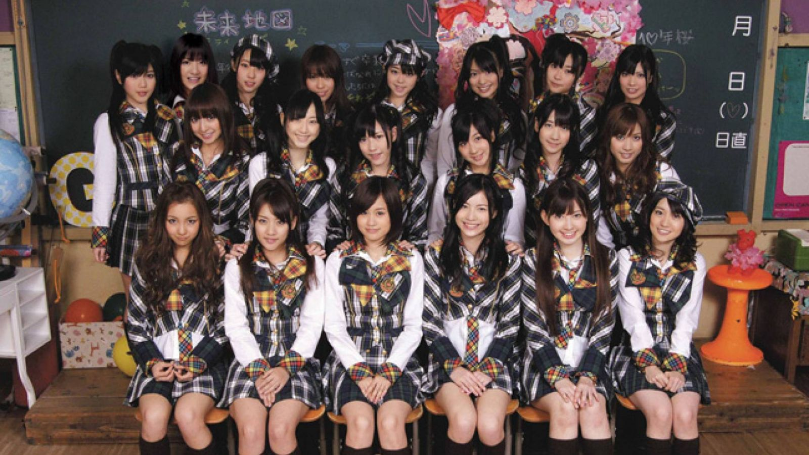 AKB48 New Music Video Collection © AKS