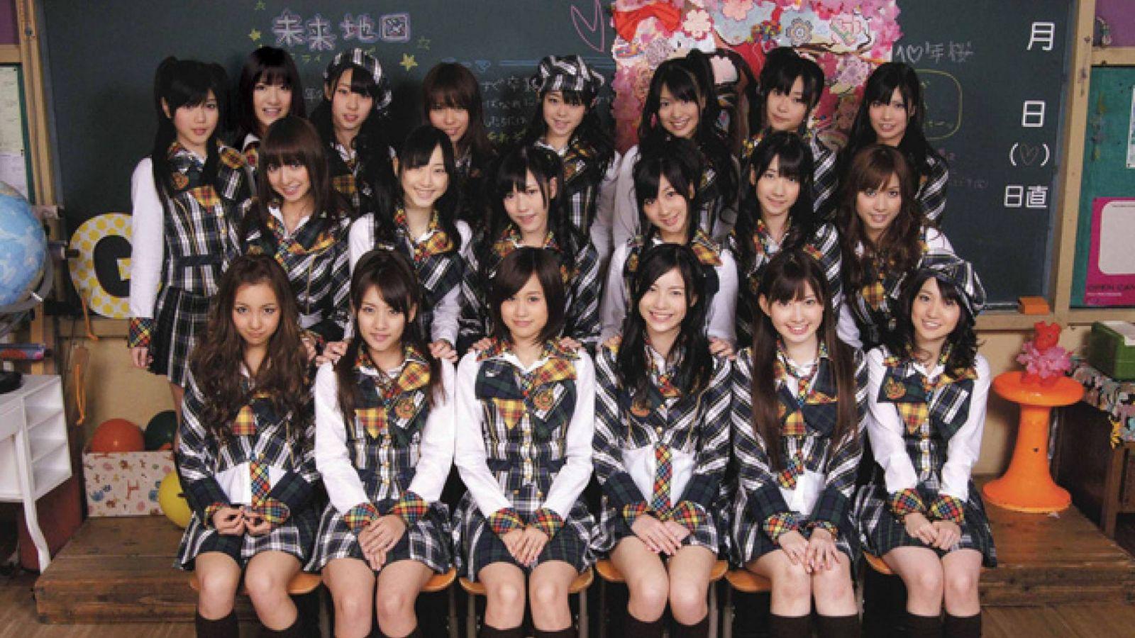 AKB48 at Asia Song Festival © AKS