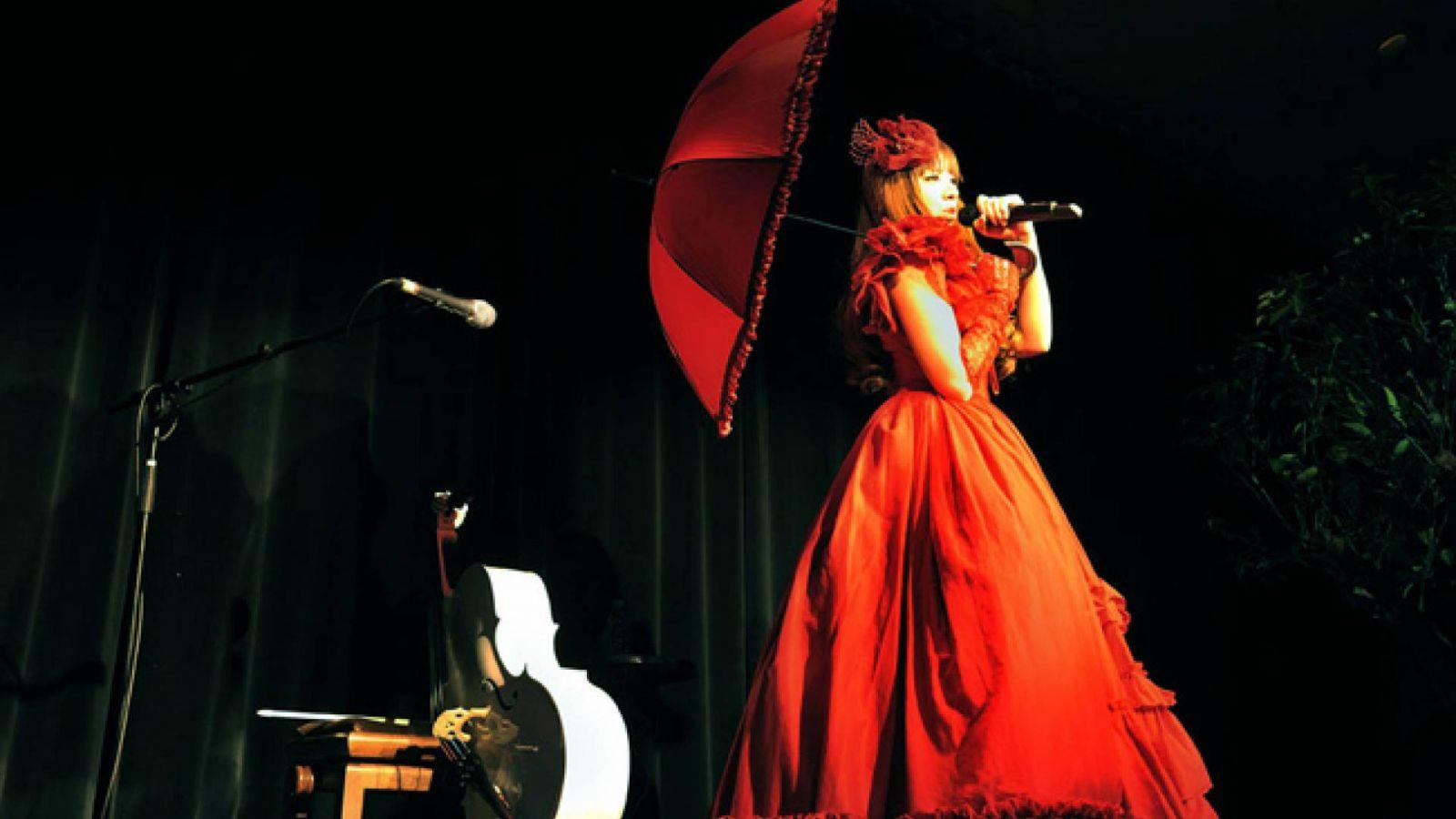 Kanon Wakeshima's New Album © © Hit & Run Inc.