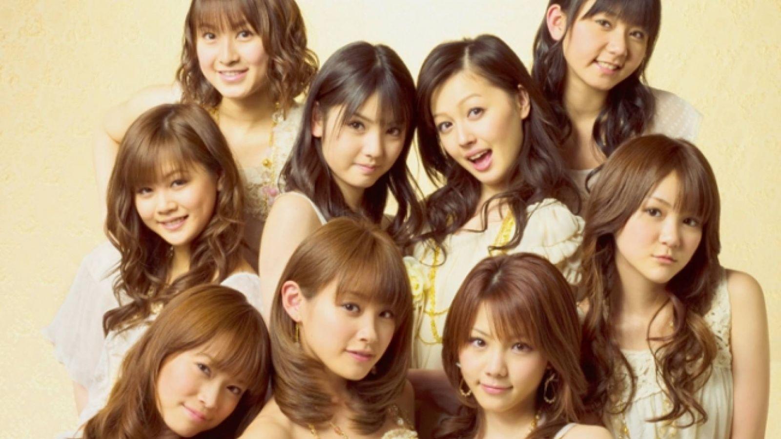 Morning Musume。's Alias: Muten Musume © Up Front Agency
