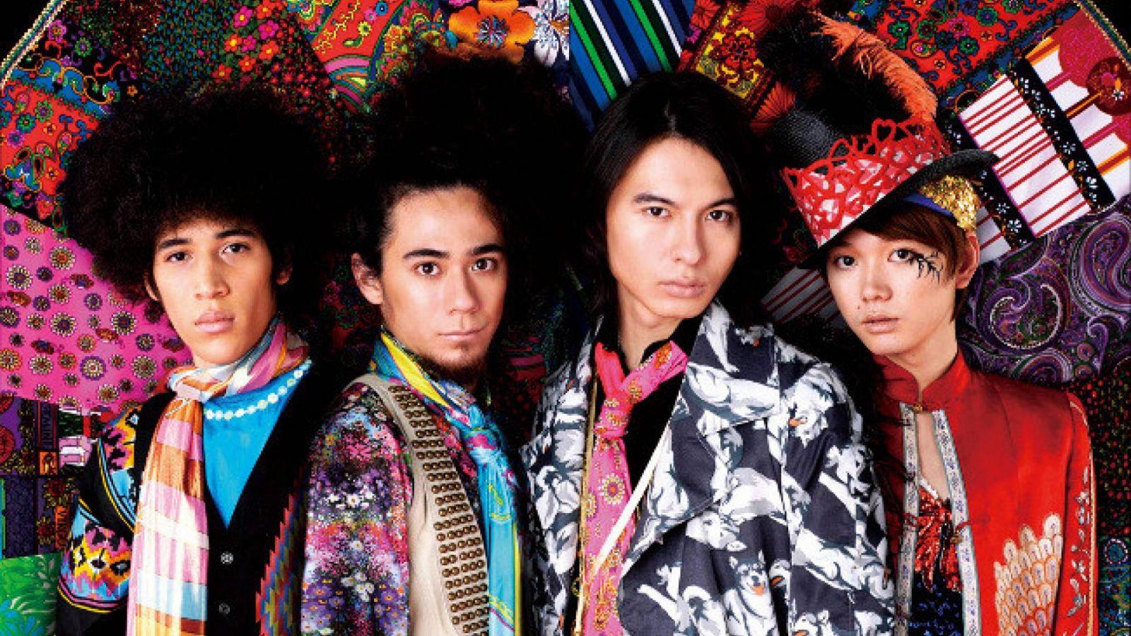 DUSTZ © Dustz - Epic Records Japan