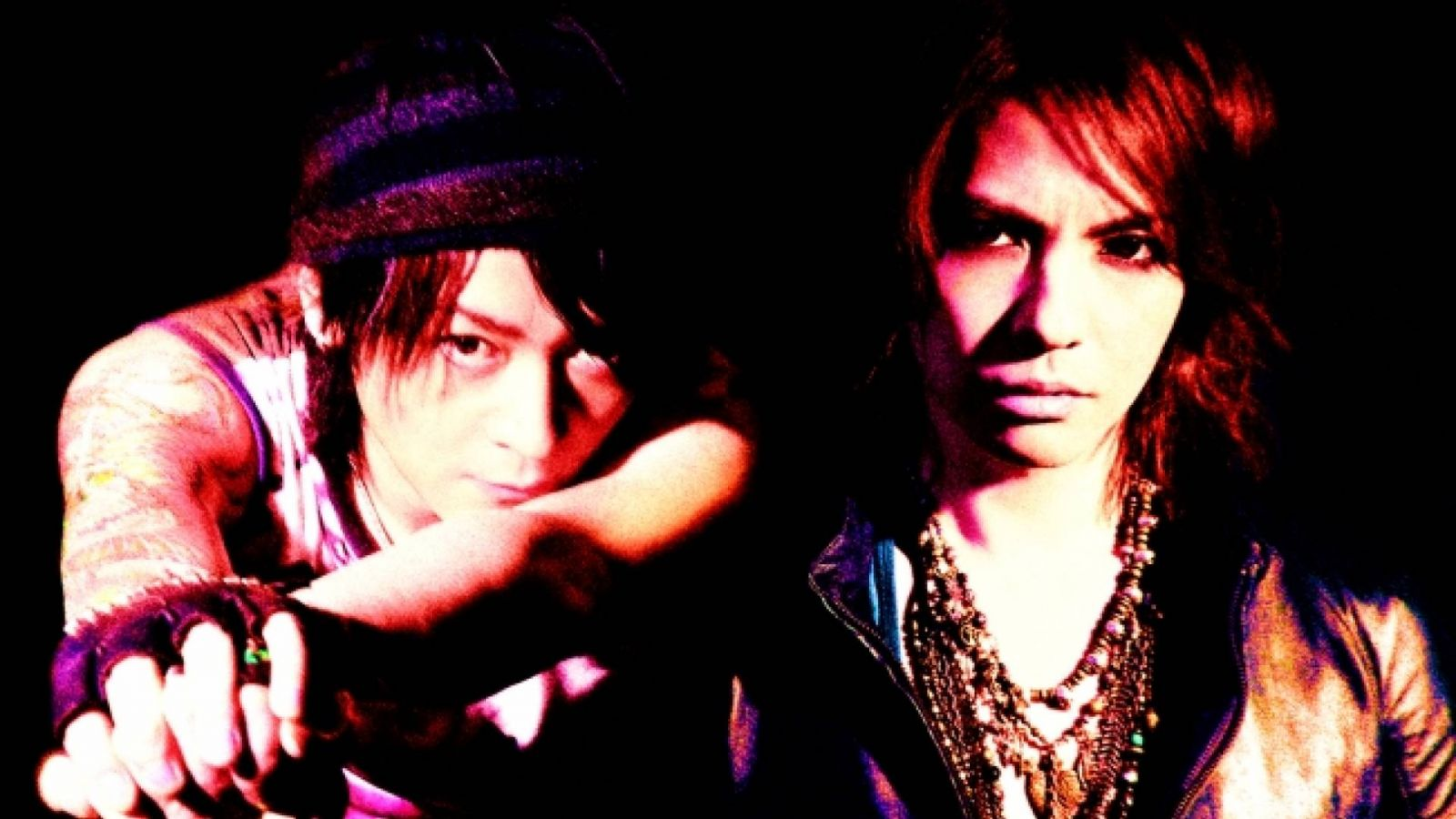 Latest News From Gan-Shin © VAMPS - VAMPROSE