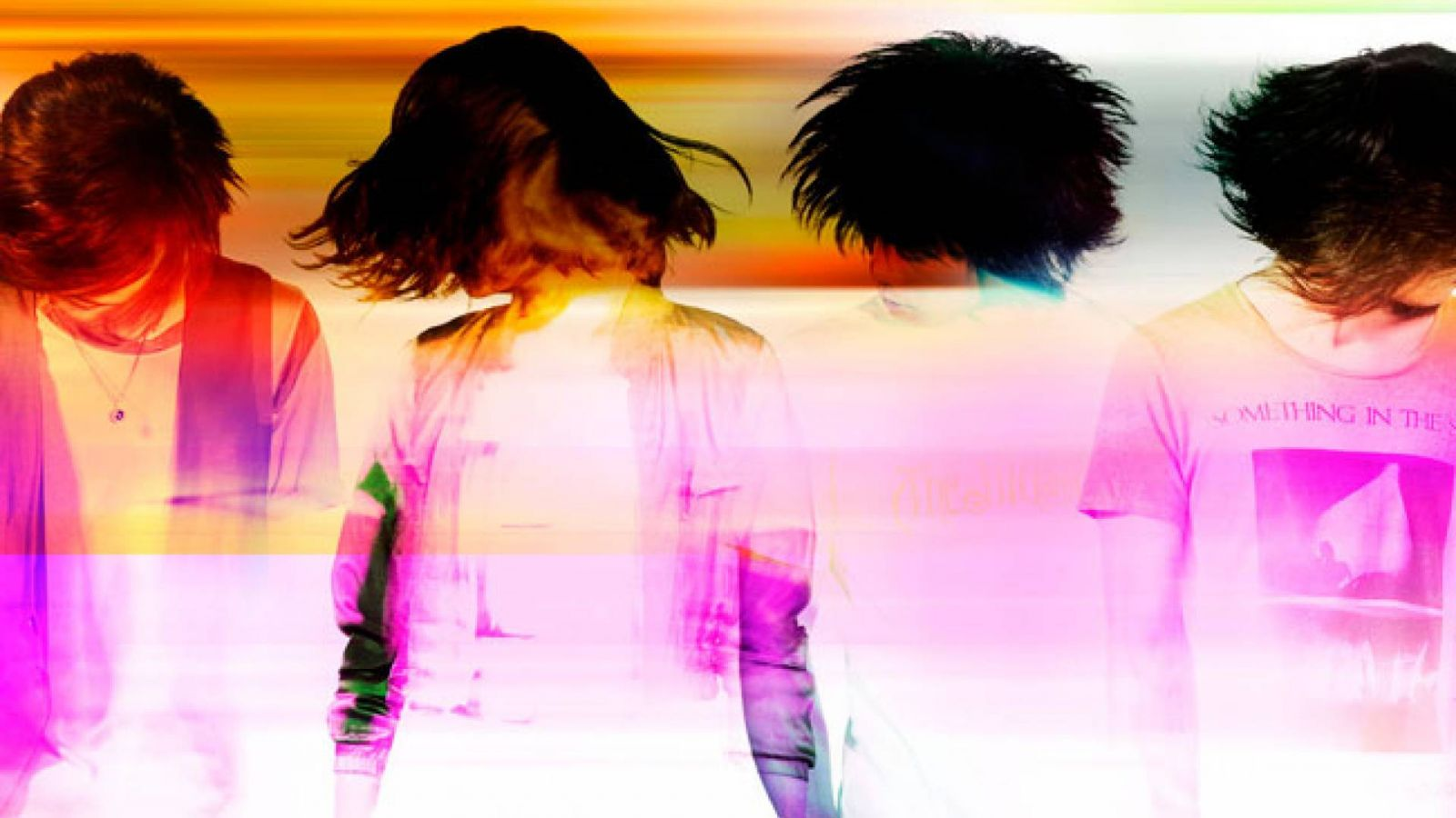 An Interview with school food punishment during Japan Expo © Yoshihito Muraki - Sony Music Japan