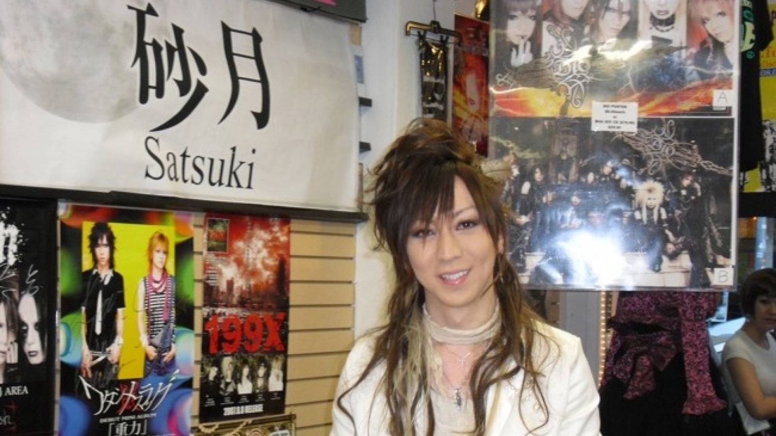 Breve entrevista con Satsuki en Anime Expo © Satsuki - JaME