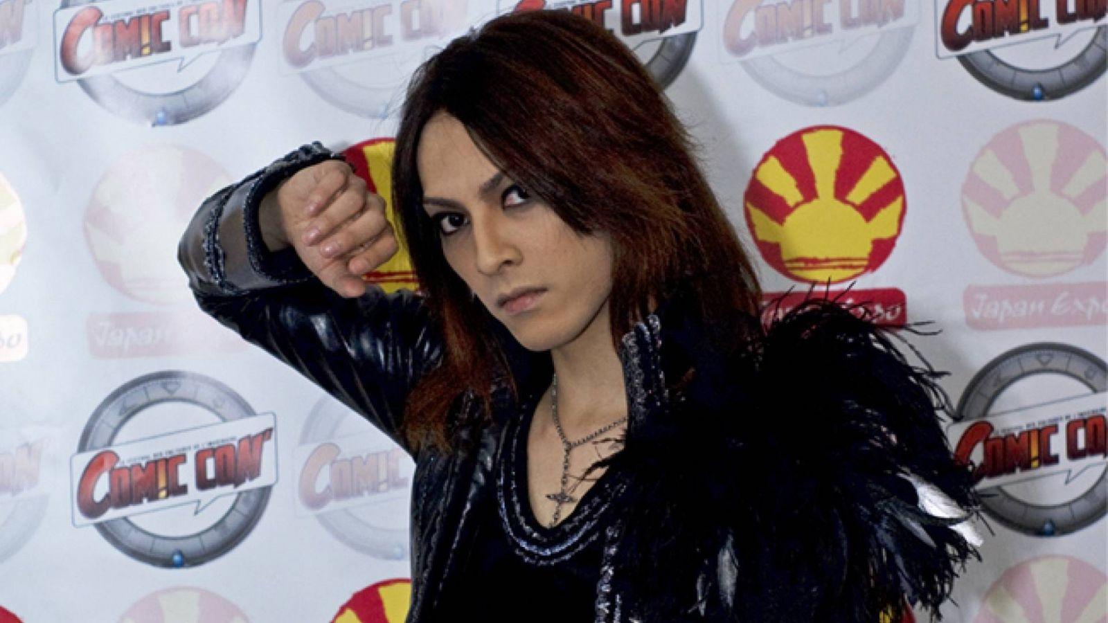 Entrevista com Aoi na Japan Expo © Aoi - JaME - Cybermoon