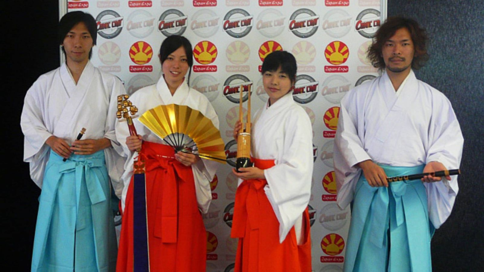 An Interview with ASUKA at Japan Expo © Asuka - JaME - Vanessa Aubry