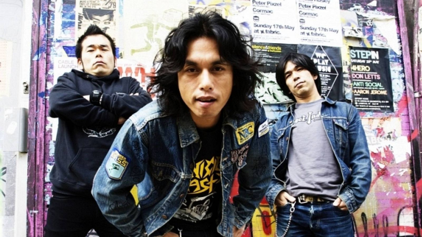 Electric Eel Shock © Electric Eel Shock - Photo by Chiaki Nozu