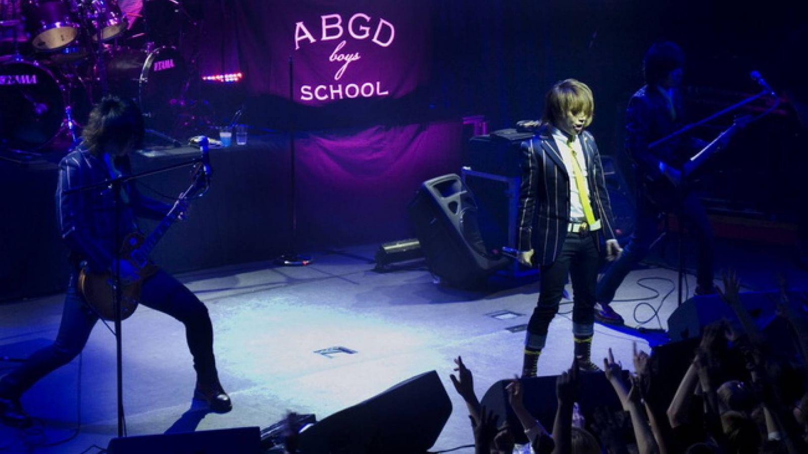 Концерт abingdon boys school в Москве © JaME