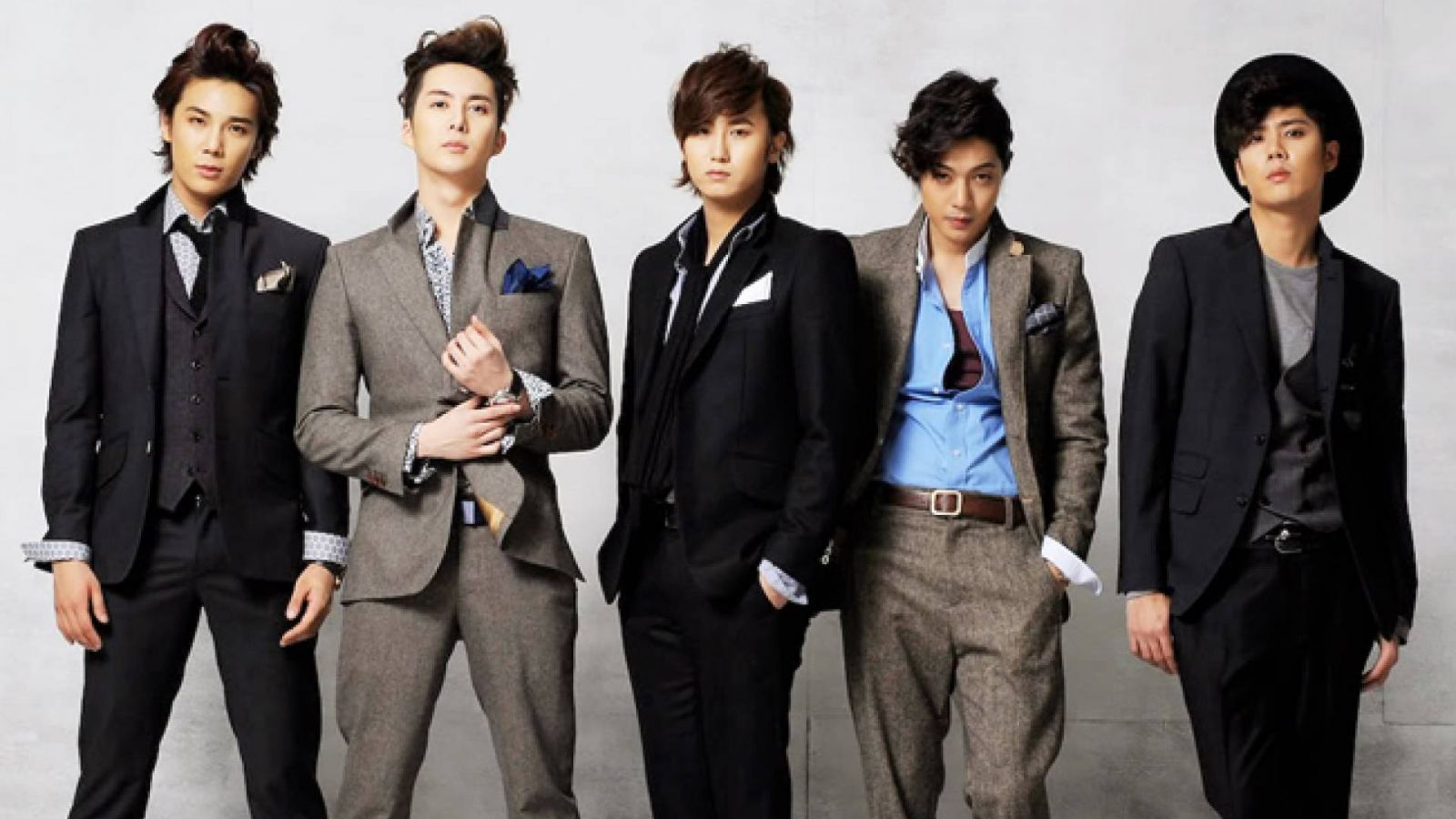 SS501 © DSP Entertainment