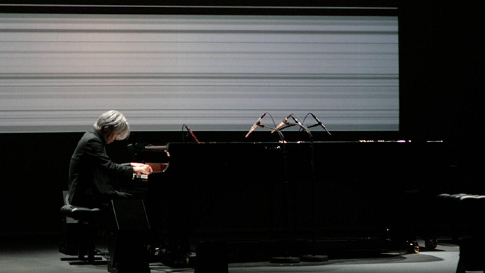 Various Live Releases from Sakamoto Ryuichi © Sakamoto Ryuichi - Universal Music Classics - JaME - Philippe Hayot