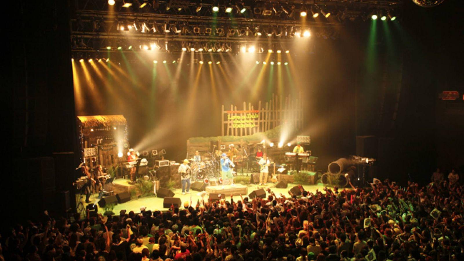 RYO the SKYWALKER – выступление в ZEPP TOKYO © BUSH HUNTER MUSIC