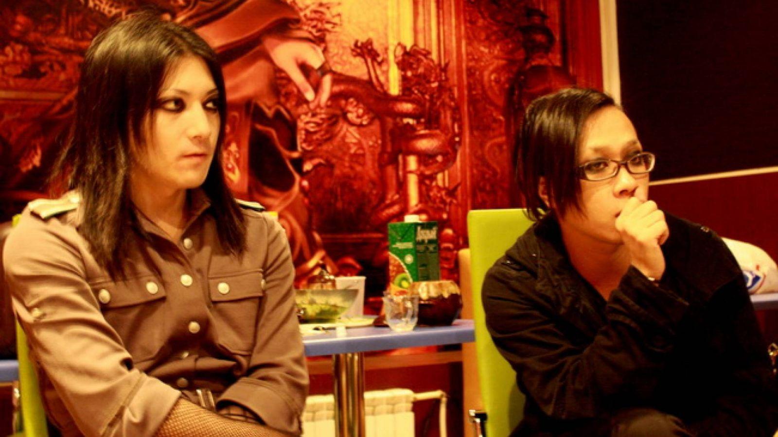 Интервью с GOTHIKA во время их российского тура © JaME