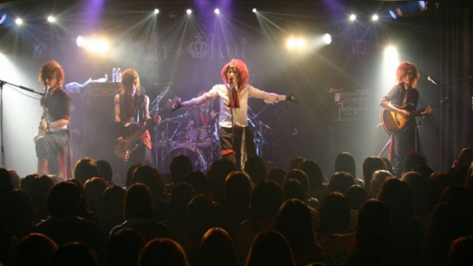 Irokui's First Live DVD © Irokui. - JaME - Non-Non