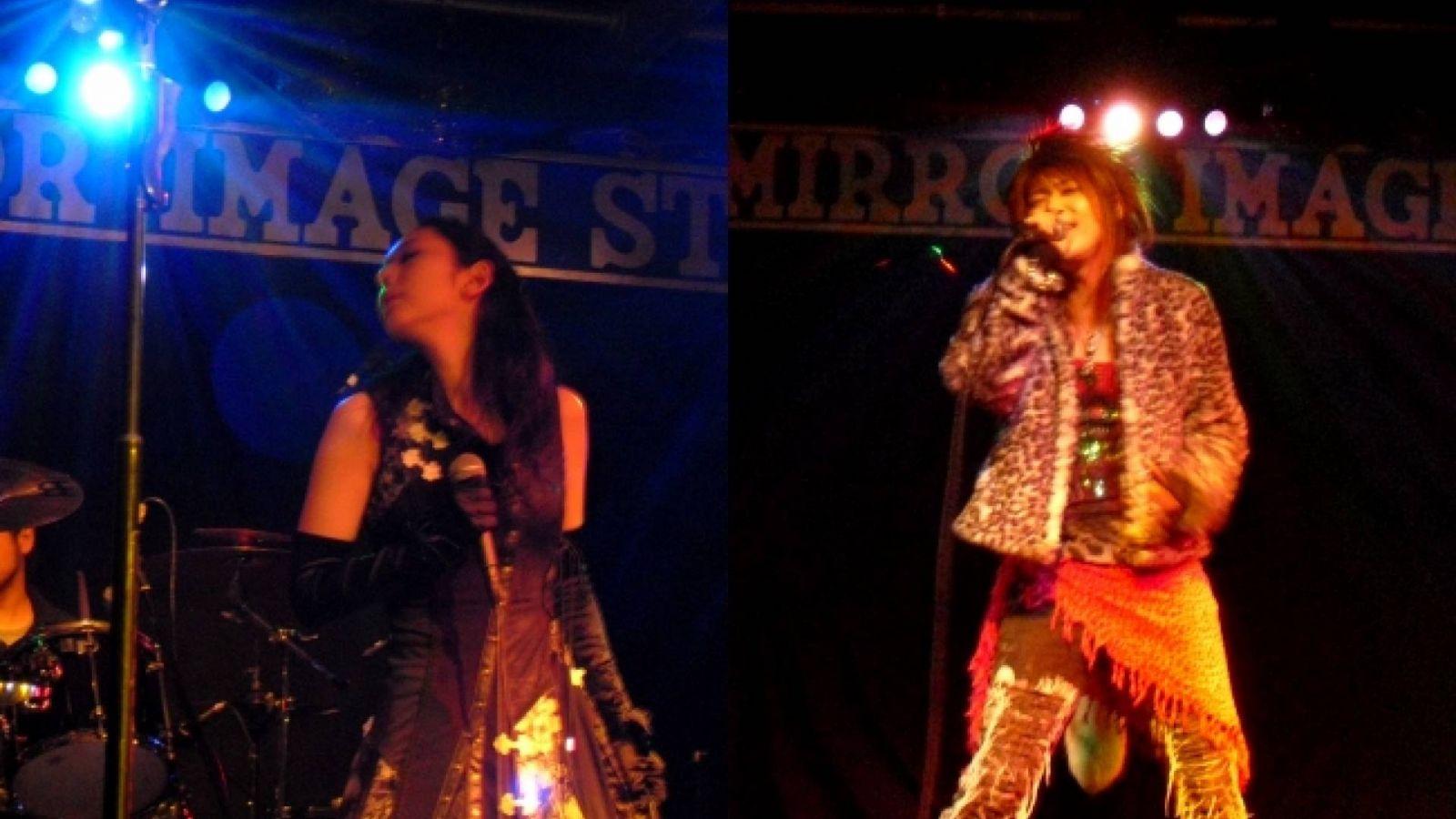 Выступления Kazha и Kiryu в Mirror Image Studios © JaME