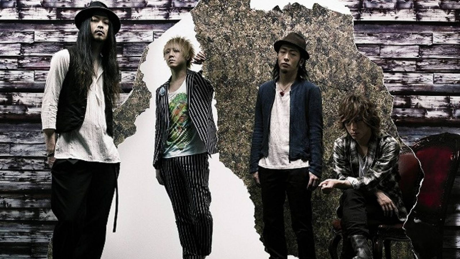 Information About MUCC's Upcoming Releases © MAVERICK