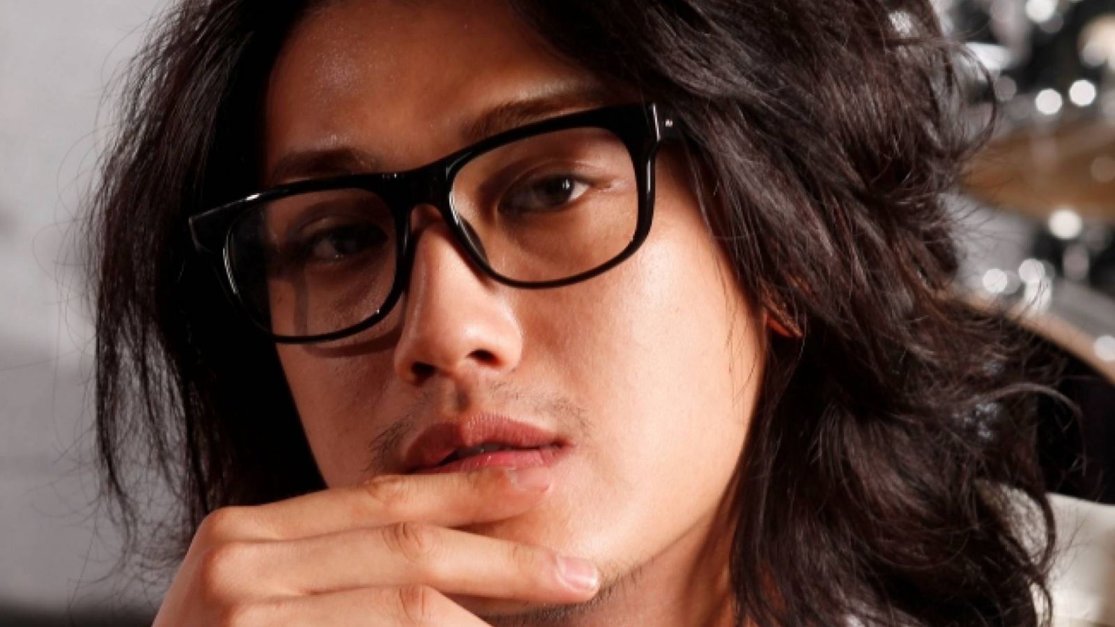 Entrevista con Jin Akanishi en Los Ángeles © Johnny & Associates