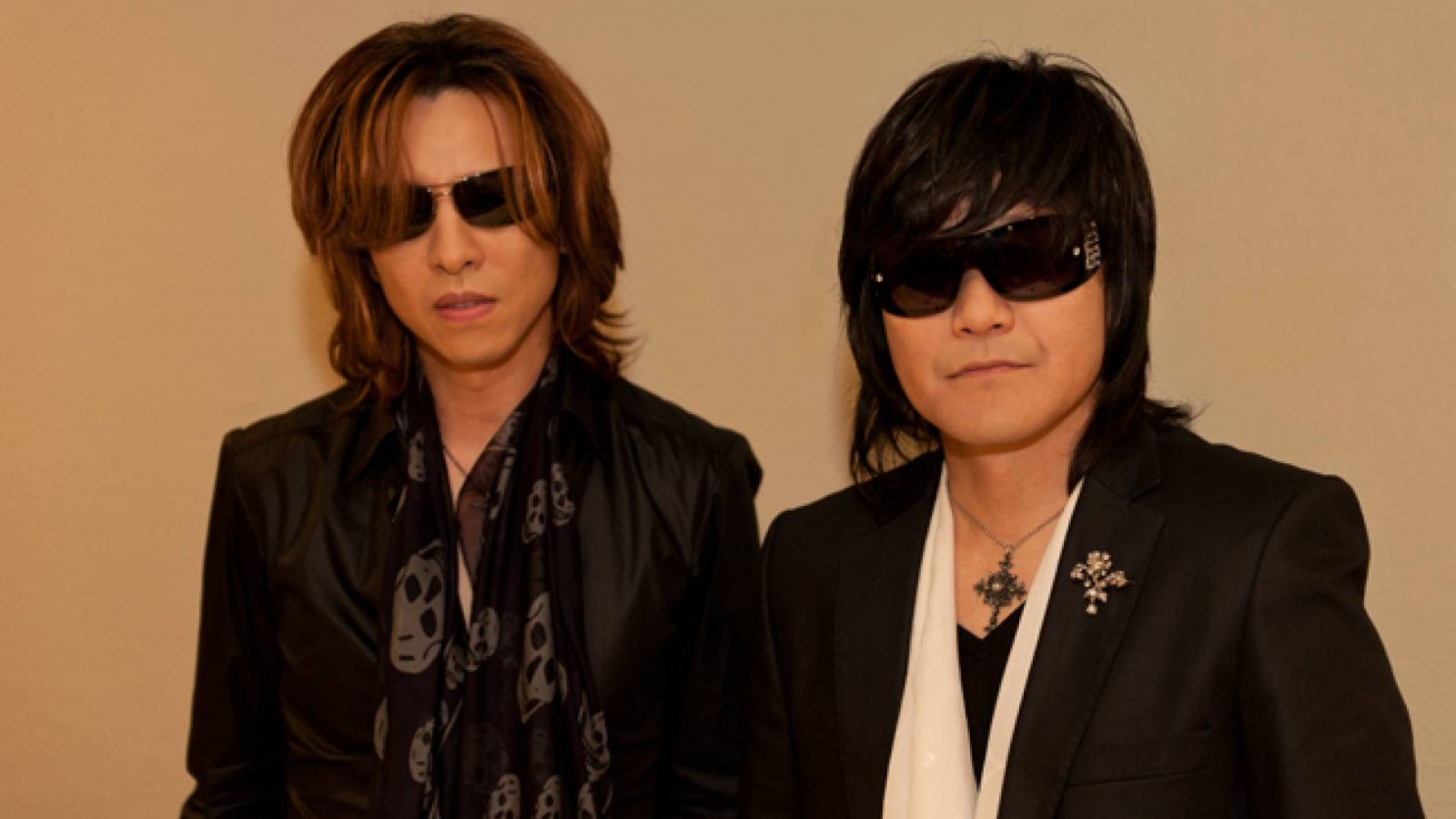 Пресс-конференция YOSHIKI и ToshI © X Japan - JaME - Didier CABOCHE