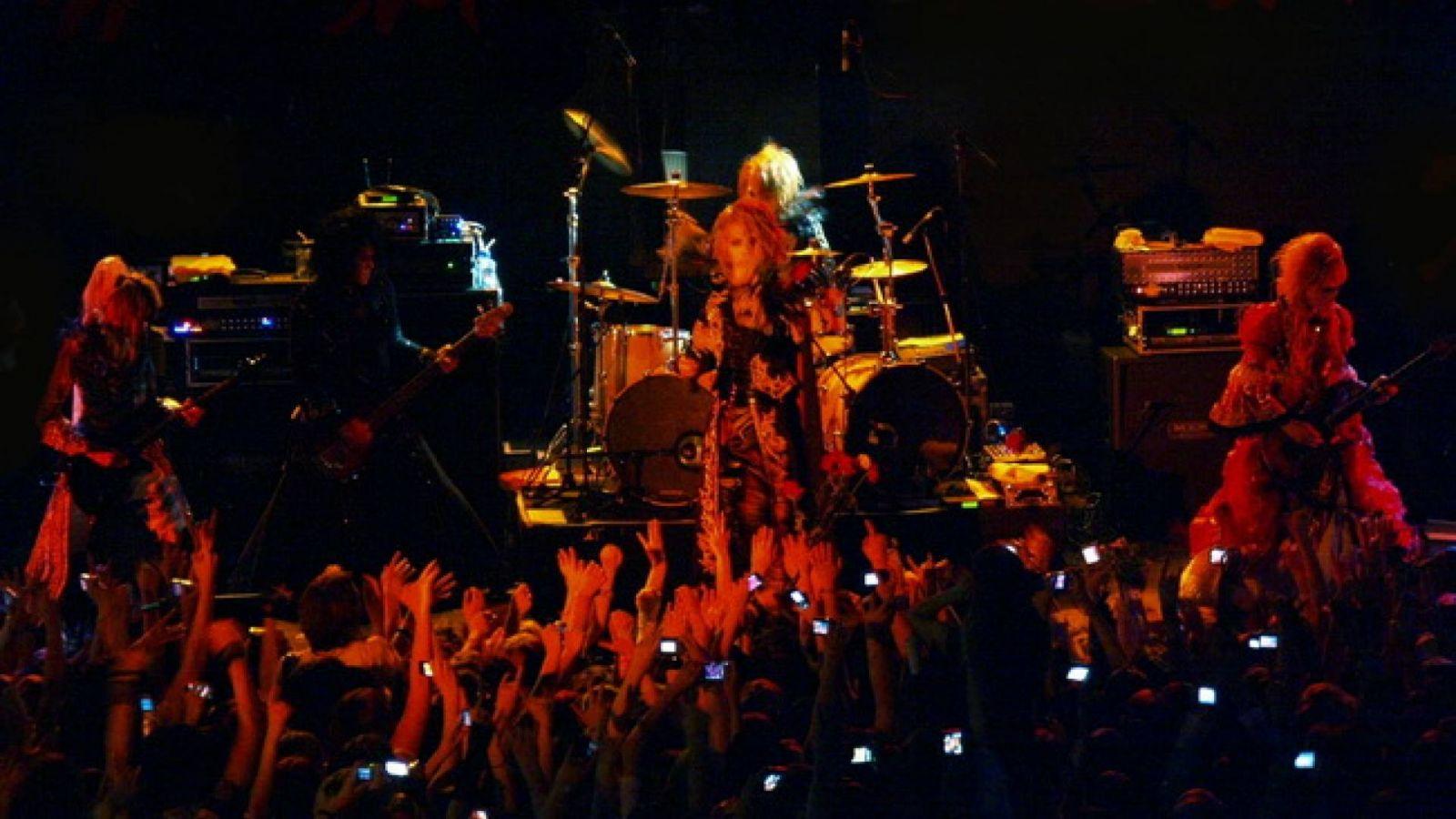 Концерт Versailles в московском клубе Точка © JaME - Nuriko