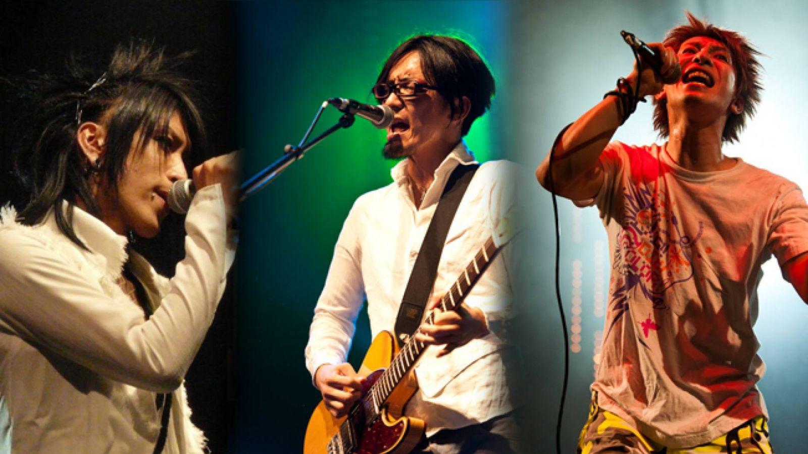 Japan Expo 2010 – День Первый © HITT / Doping Panda / die!!die!!color!! - JaME - Vanessa Aubry / Didier CABOCHE