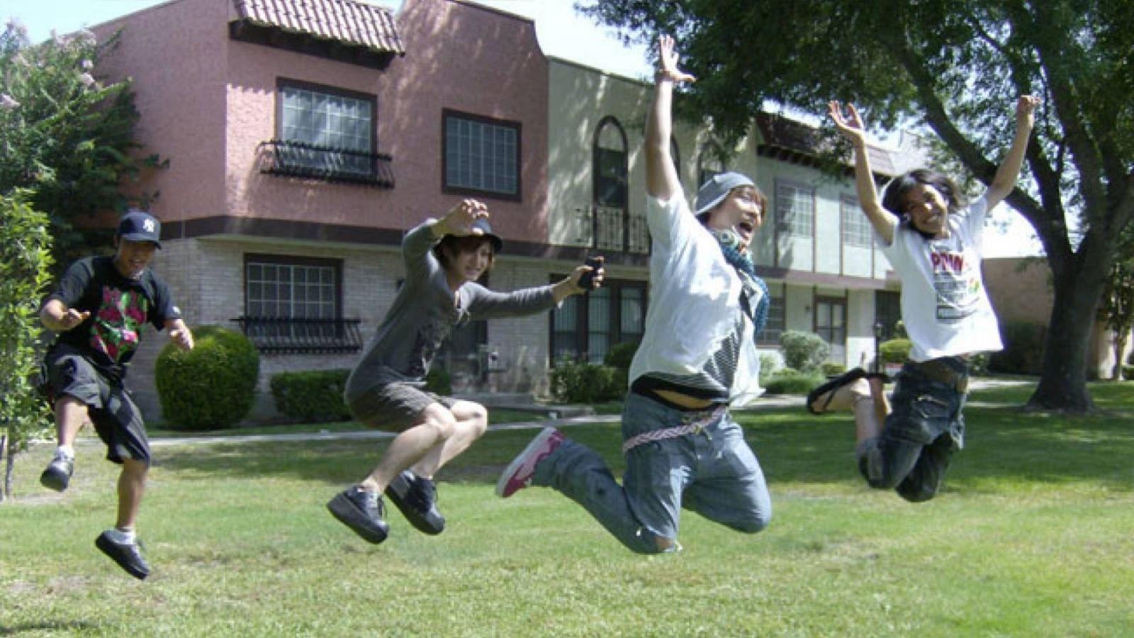 Arkistojen kätköistä: KESHIKIn animedebyytti San Japanissa © Cherry Blossom Productions - KESHIKI