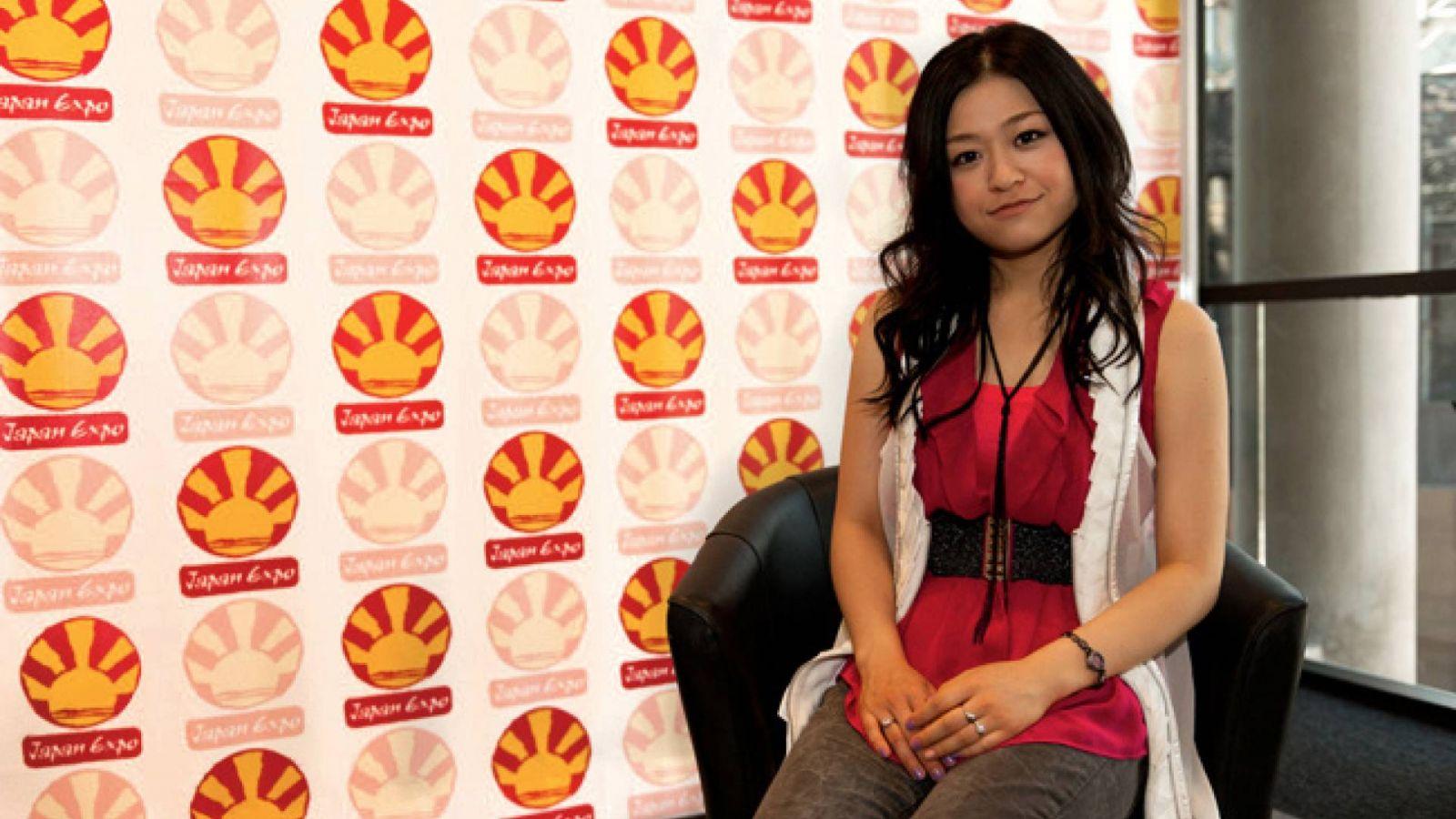 Интервью с Takekawa Ai © Takekawa Ai - JaME - Didier CABOCHE