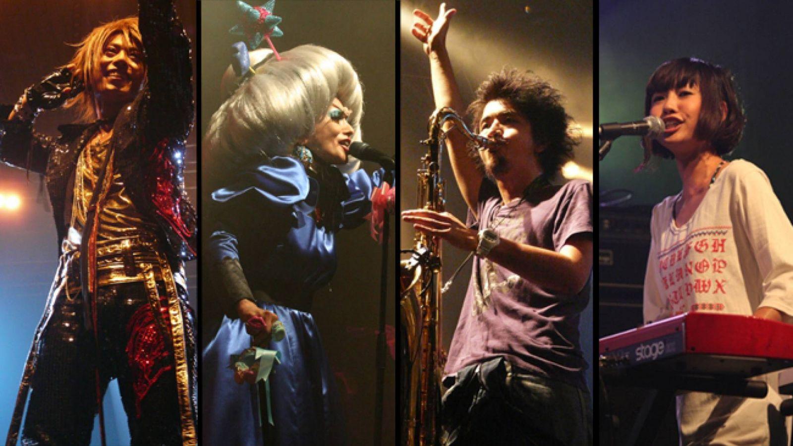 JAPAN EXPO 2010 - Journée 3 © GIBIER du MARI / ViViD / Root Thumm / Long Shot Party - JaME - Jeremy Corral / Vanessa Aubry / Aurore Pesare