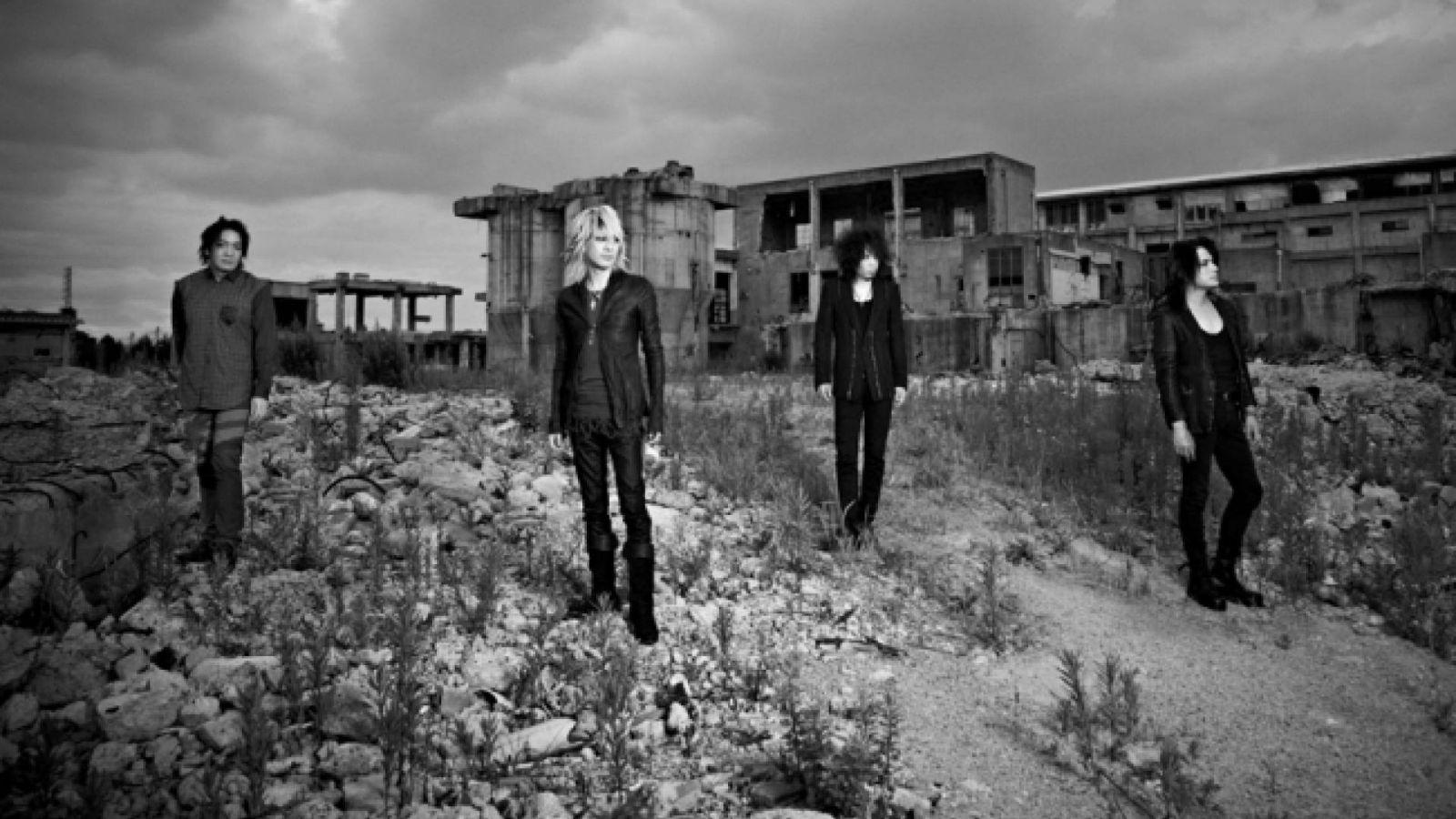 D'ERLANGER anuncia novo álbum © D'erlanger - SYNC MUSIC JAPAN