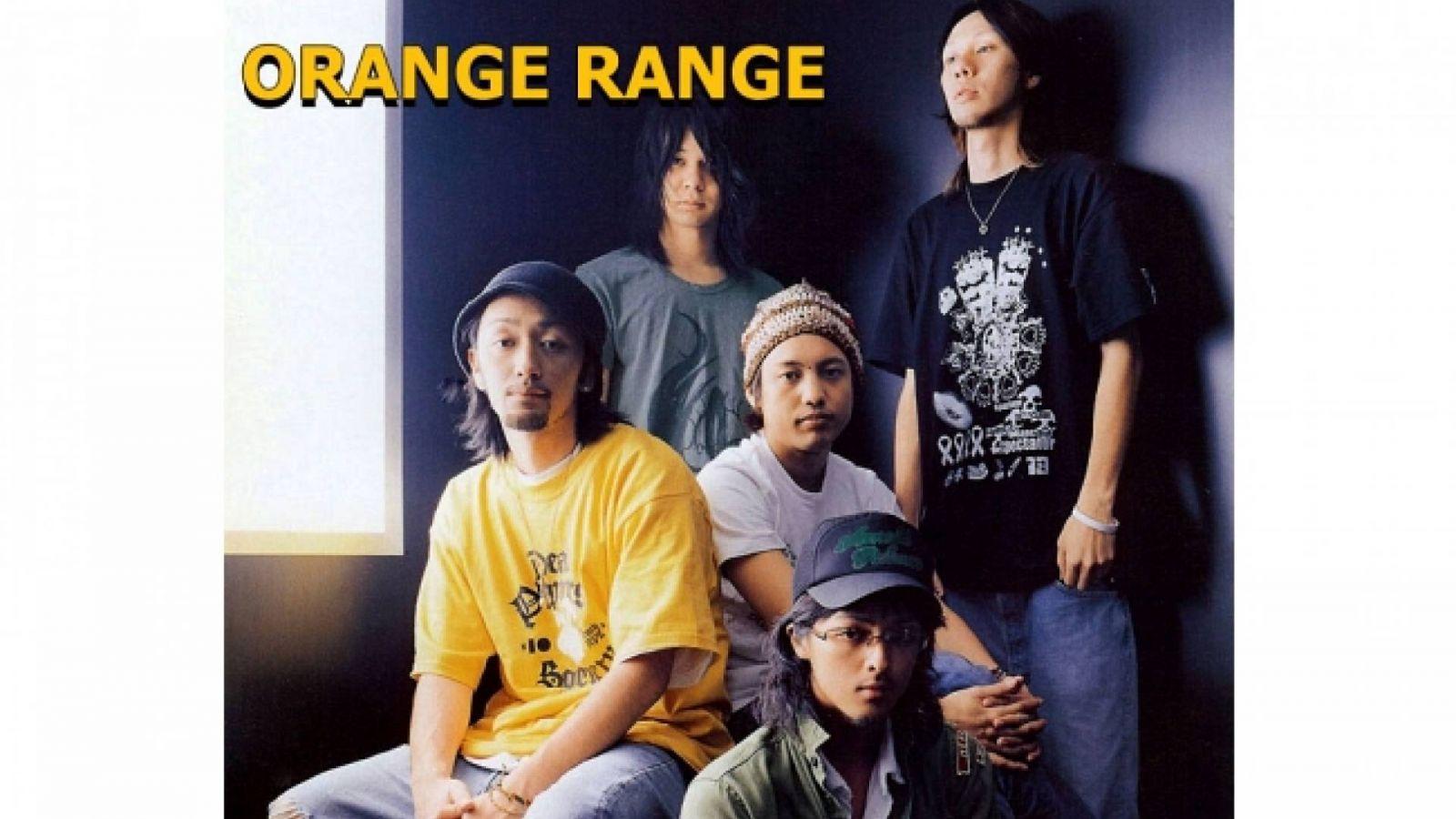 Novo single do ORANGE RANGE © Japan Files.com, Orange Range