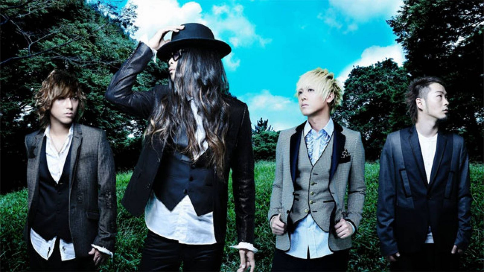 MUCC's Charity Song on iTunes and More © MAVERICK