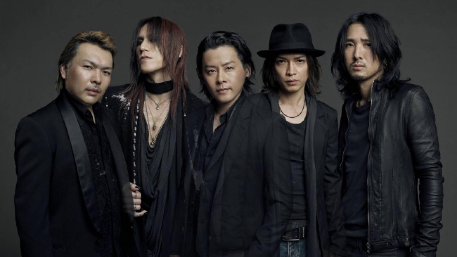Interview with RYUICHI, J and SUGIZO © LUNA SEA Inc.