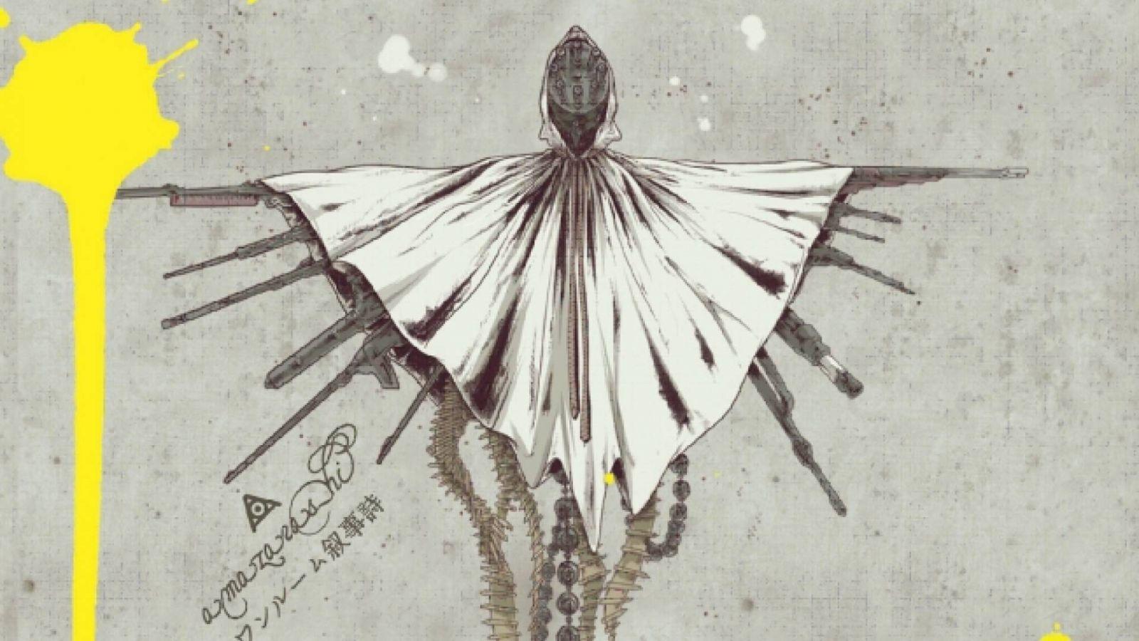 Album und Poesie von amazarashi © amazarashi