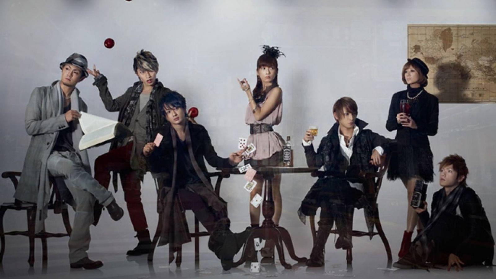 AAA lançará um novo single em maio © Avex Entertainment Inc.
