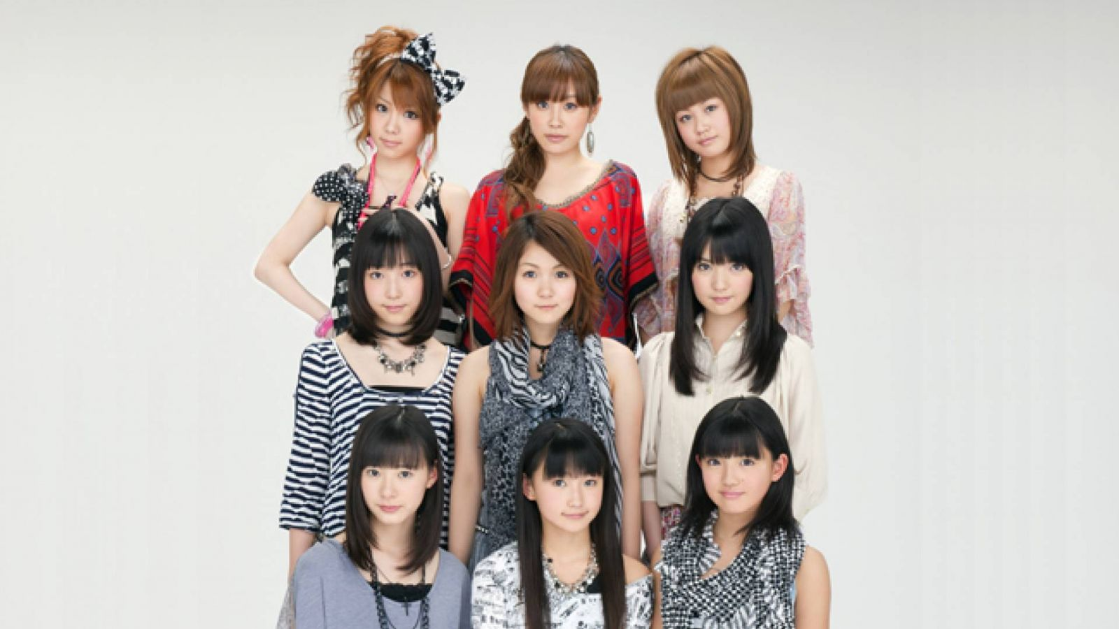 New Album from Morning Musume。 © UP-FRONT AGENCY Co., Ltd.