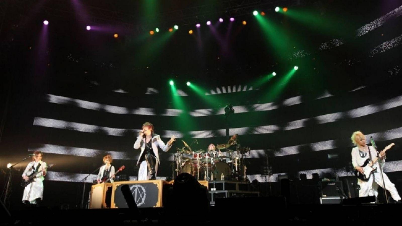 Alice Nine lançará o DVD do seu show no Nippon Budokan © 2011 PS COMPANY Co.,Ltd..