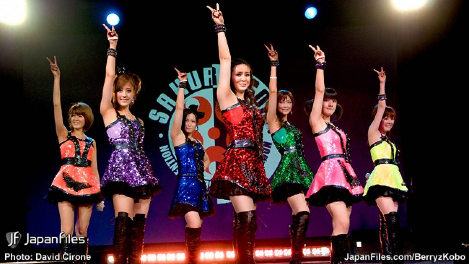 Berryz Koubou готовят новый релиз © UP-FRONT AGENCY Co., Ltd.