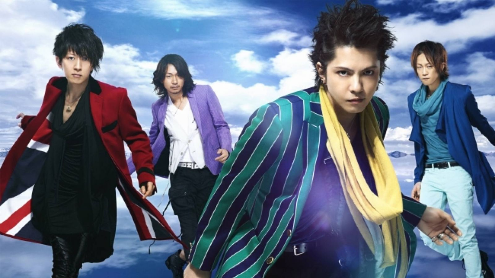 L'Arc~en~Ciel's Official Application for Android © Sony Music Entertainment (Japan) Inc.