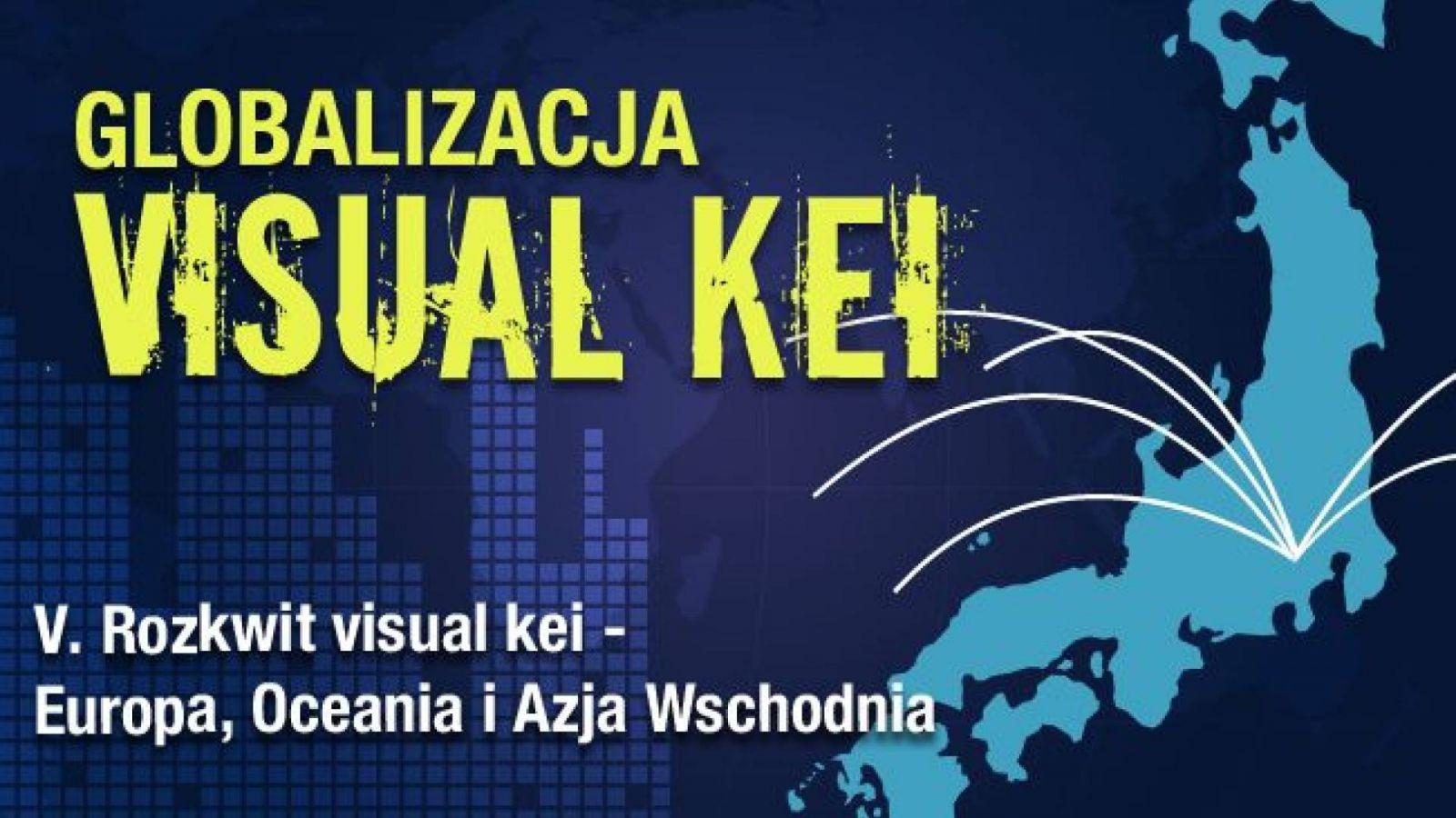 Globalizacja visual kei: Rozkwit visual kei - Europa, Oceania i Azja Wschodnia © Lydia Michalitsianos
