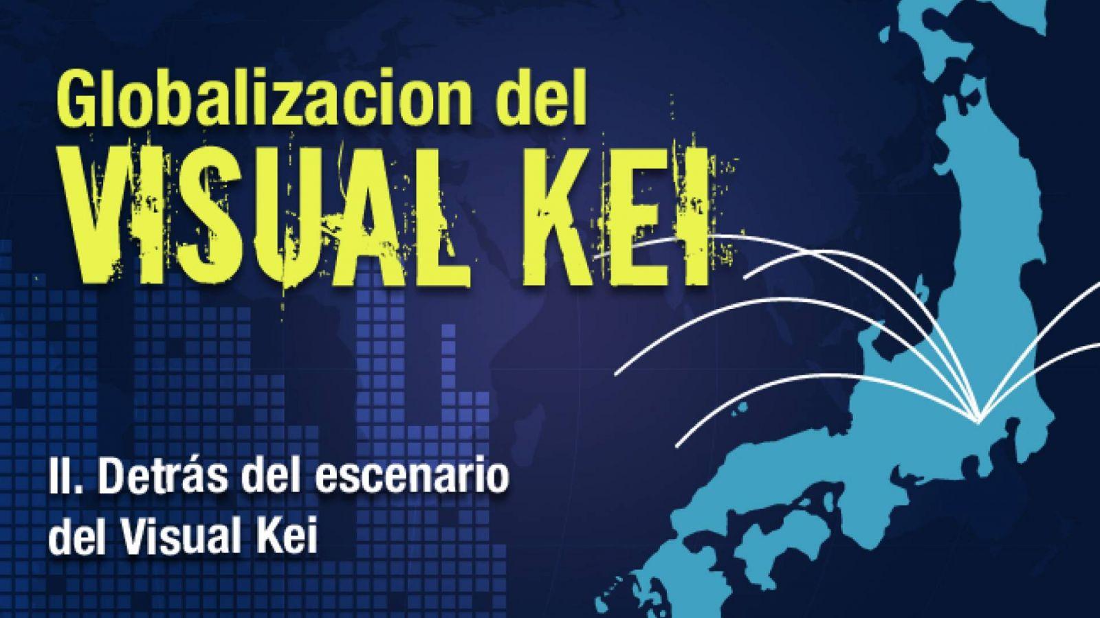 La globalización del Visual Kei: Detrás del escenario del visual kei © Lydia Michalitsianos